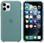 iPhone-11-11-Pro-11-Pro-Max-Original-Apple-Silikon-Huelle-Case-16-Farben Indexbild 19