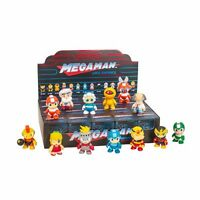 Mega Man 3 Mini Figure Series Vinyl Figure One Blind Box - In Stock on sale