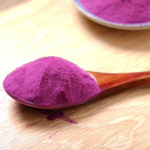 Organic Natural Purple Sweet Potato Powder High Antioxidant ...