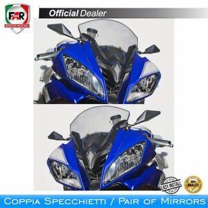 COPPIA-SPECCHIETTI-SPECCHI-FAR-6401-E-6402-YAMAHA-600-YZF-R6-1998-2005