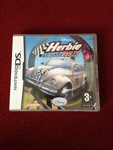 Disney-039-s-Herbie-Rescue-Rally-For-Nintendo-D-S