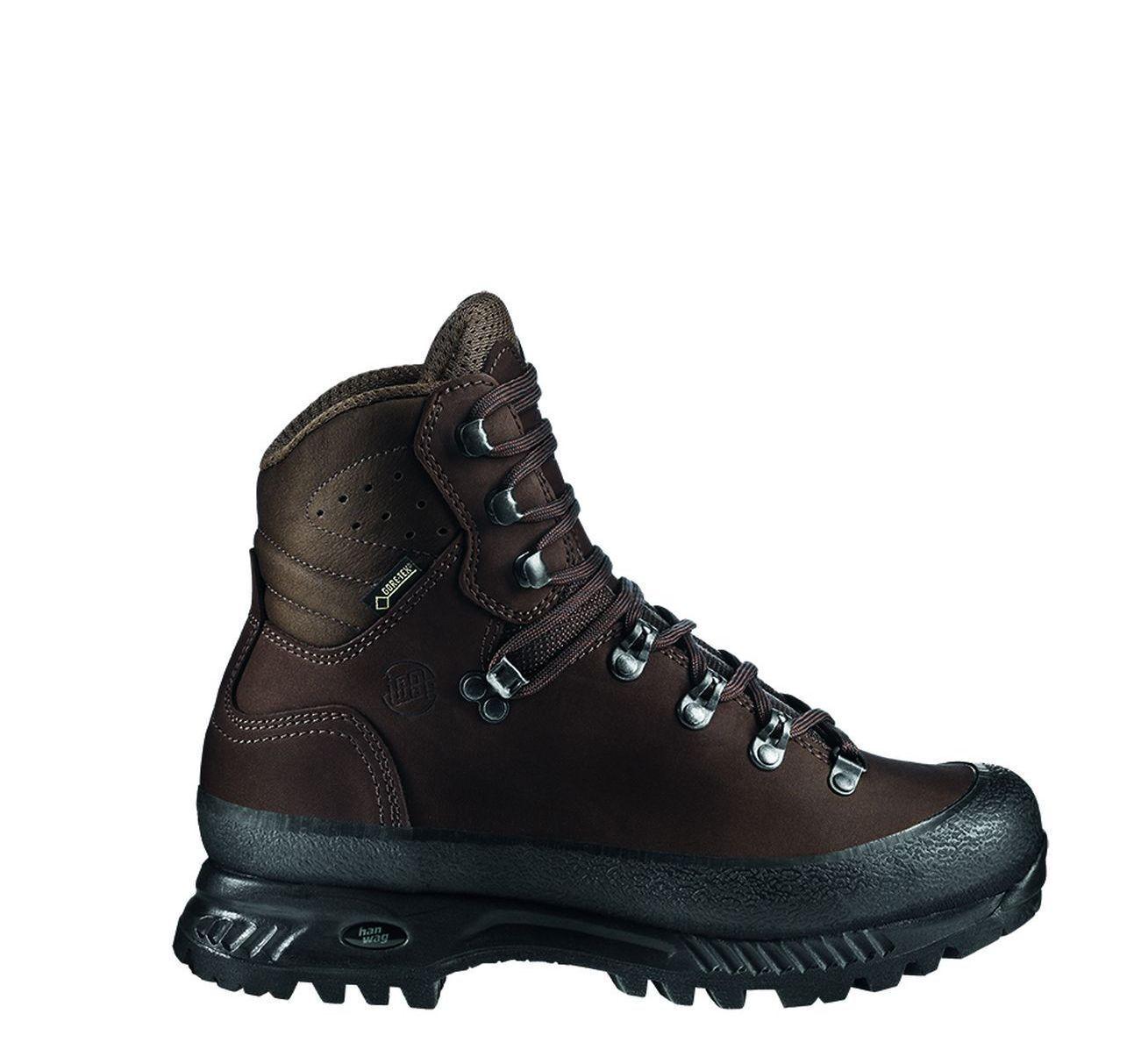 Hanwag montaña zapatos nazcat GTX Men tamaño 9-tierra 43