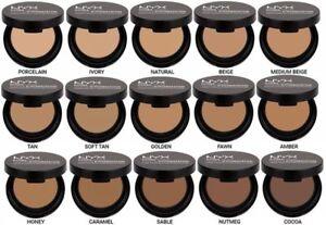 NYX-HYDRA-Touch-Powder-Foundation-in-scatola-sigillato-scegli-la-tua-ombra-OFFERTA-SPECIALE