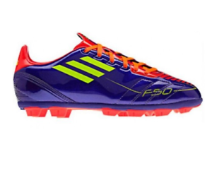 the best attitude 7af7f c19e4 Image is loading NEW-Adidas-F10-TRX-HG-J-Shoes-Football-