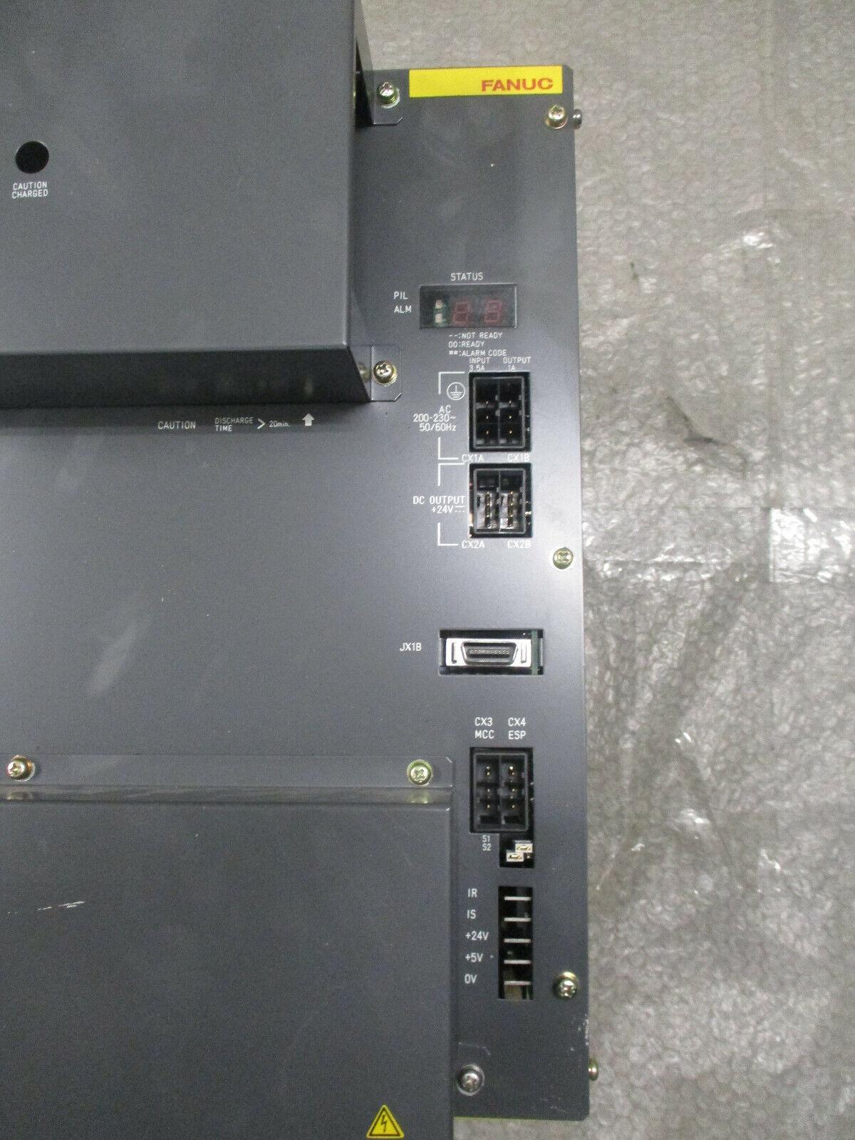 1pc FANUC Power Supply Module A06b-6091-h175 A06B6091H175 Tested Good