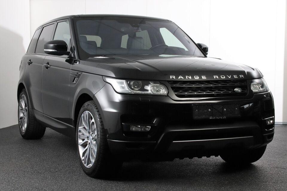 Land Rover Range Rover Sport 3,0 SDV6 HSE Dynamic aut. Van