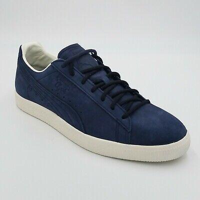 Puma Clyde - Blue Suede - Size 13   eBay