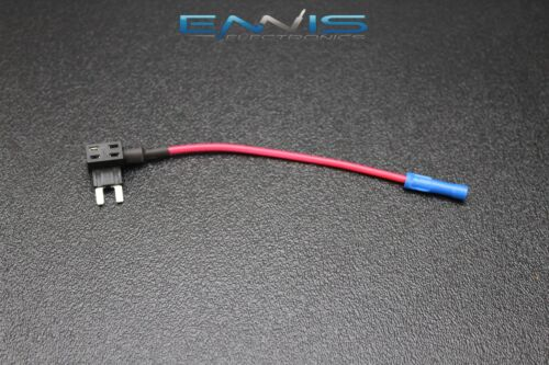 1 PC ATM FUSE TAP ADD A FUSE TAP CIRCUIT BLOCK PANEL PLUG HOLDER CQ-ADAST