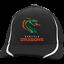 Seattle Dragon XFL 2020 Sport-Tek Flexfit Colorblock Cap Gildan Gifts Black