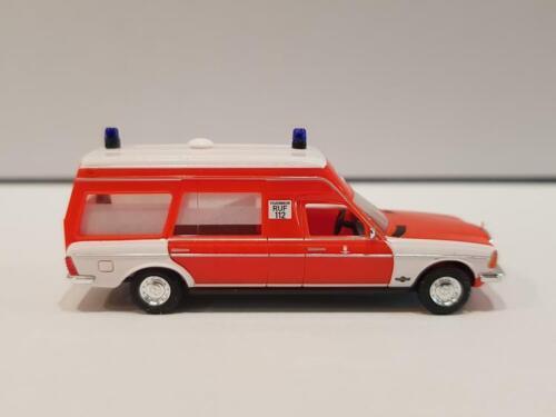 Busch 10172 MB VF 123 Miesen Feuerwehr Hamburg 2833 H0 1:87