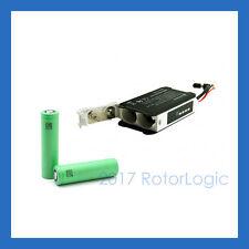 Fat Shark Headset Battery Case Holder FSV1814 with 2pcs 18650 Li-Ion Battery