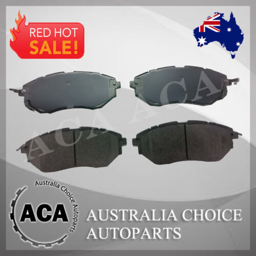Front HD Brake Pads 1722 for Subaru Forester Legacy Liberty Outback Tribeca WRX