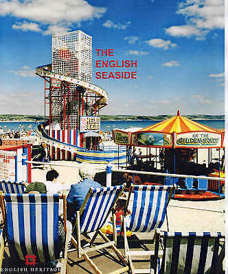 The English Seaside-ExLibrary