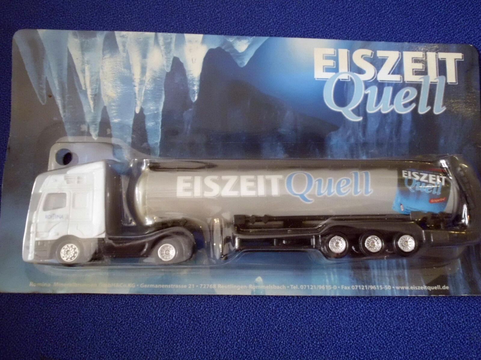 Modèle maquette de camion Benz Axor Eiszeit quell Romina