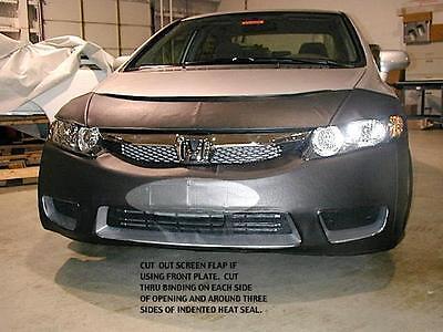 Front End Bra-GX LeBra 551048-01 fits 2006 Honda Civic