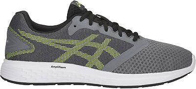 2019 Mode Asics Patriot 10 Mens Running Shoes - Grey Mangelware