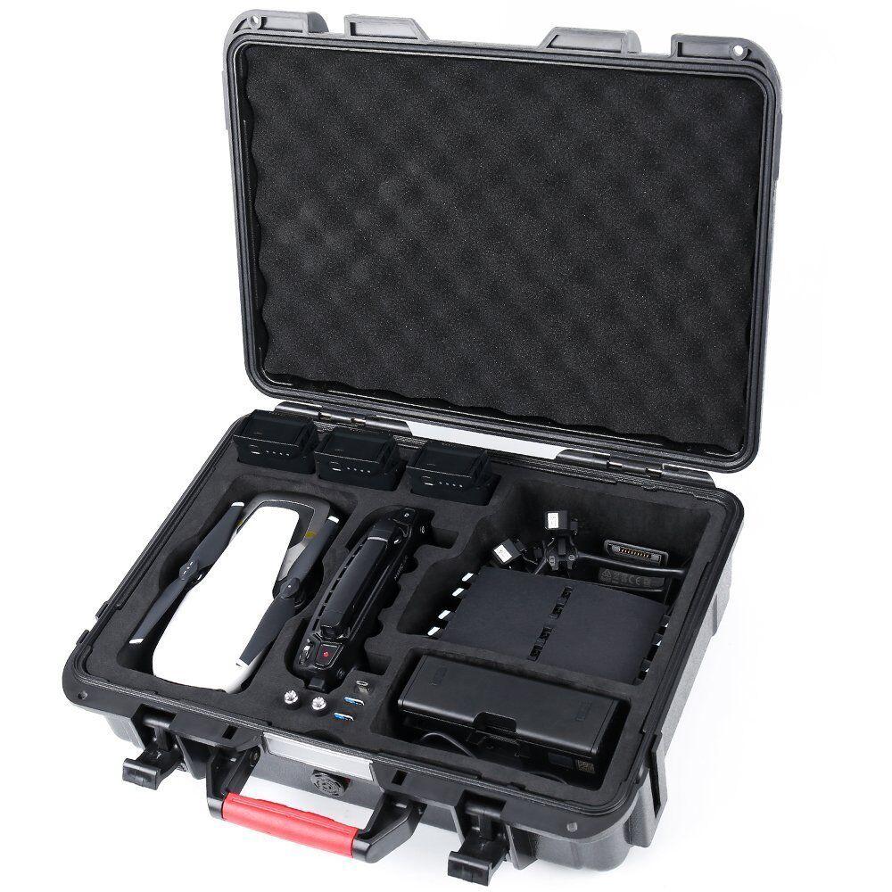 Smatree Carrying Case for DJI Mavic Air, Waterproof IP67 Drone Hard Case