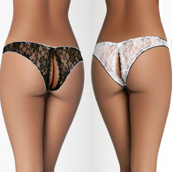 Damen Slips Spitze Dessous Elastische Hipster Pants Panties Hotpants Unterwäsche