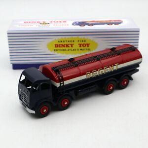 ATLAS-Dinky-Toys-942-Foden-14-Ton-Tanker-Regent-Mint-boxed-Diecast-Model