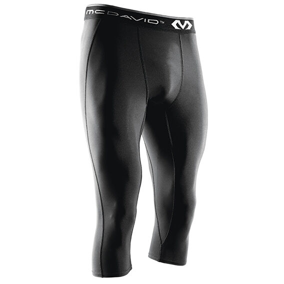 McDavid 8180 Men's Compression Tight 3 4 Length Reovery Training Pant