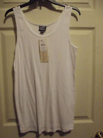 Maternity Tank Top Size Small ( 4-6) Or Large (12-14) By Motherhood..nwt