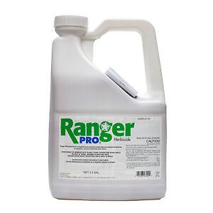 Ranger Pro Glyphosate Herbicide 2.5 Gals Complete Broad Spectrum Post-Emergent