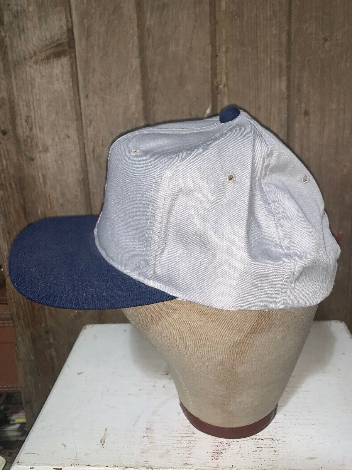 VINTAGE 80s/90s Boston Red Sox MLB Grosscap Brand… - image 4