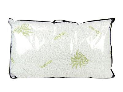 Cuscini In Aloe Vera.Cuscino Guanciale Aloe Vera Misura 50 X 80 Cm Ebay