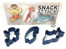 FRED and Friends Snack ATTACCO 3 pezzi formine per biscotti