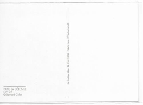 CARTE POSTALE // POSTCARD POSTKARTE FRANCE PARIS 75 : LA DEFENSE
