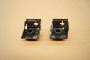 Ford-KA-RU8-Kuehlerhalter-Wasserkuehlerhalterung-Paar