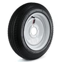 Trailer Tire & Rim 480 Series 4.80 X 12 B Range 4 Lug on sale