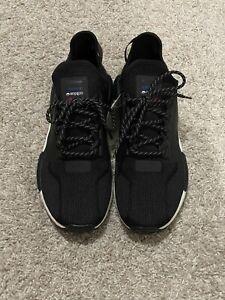 adidas nmd r1 v2 black metallic gold