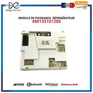 Module de puissance - 480132101285 - réfrigérateur Whirlpool Bauknecht SMEG