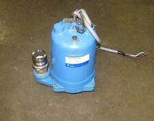 Goulds We0534h 12 Hp 3450 Rpm 460v 3ph 2 Npt Submersible Effluent Pump Rebuilt