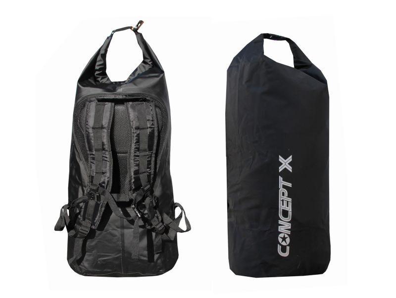 CONCEPT X Drybag 50 50 50 - 70 Ltr wasserdichter Rucksack Packsack Seesack NEU 0178d5