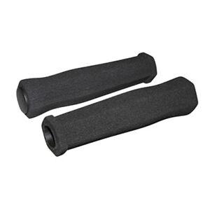 1 Paar Lenkergriffe schwarz 125mm