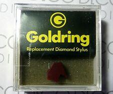 Goldring Elektra Replacement Stylus for Elektra Cartridge. Genuine. DECO