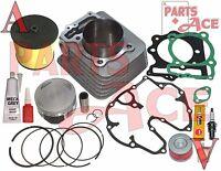 Honda Trx400ex Trx 400ex 440cc Big Bore Cylinder Piston Rings Top End Kit 99-08