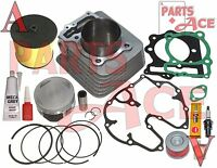 Honda Xr400r Xr 400r 440cc Big Bore Cylinder Piston Rings Top End Kit Set 96-04