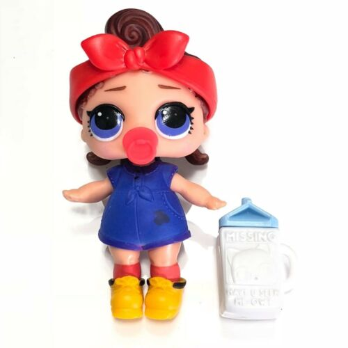LOL Surprise CAN DO BABY; Confetti Pop Series 3 Wave 2 Doll Opened