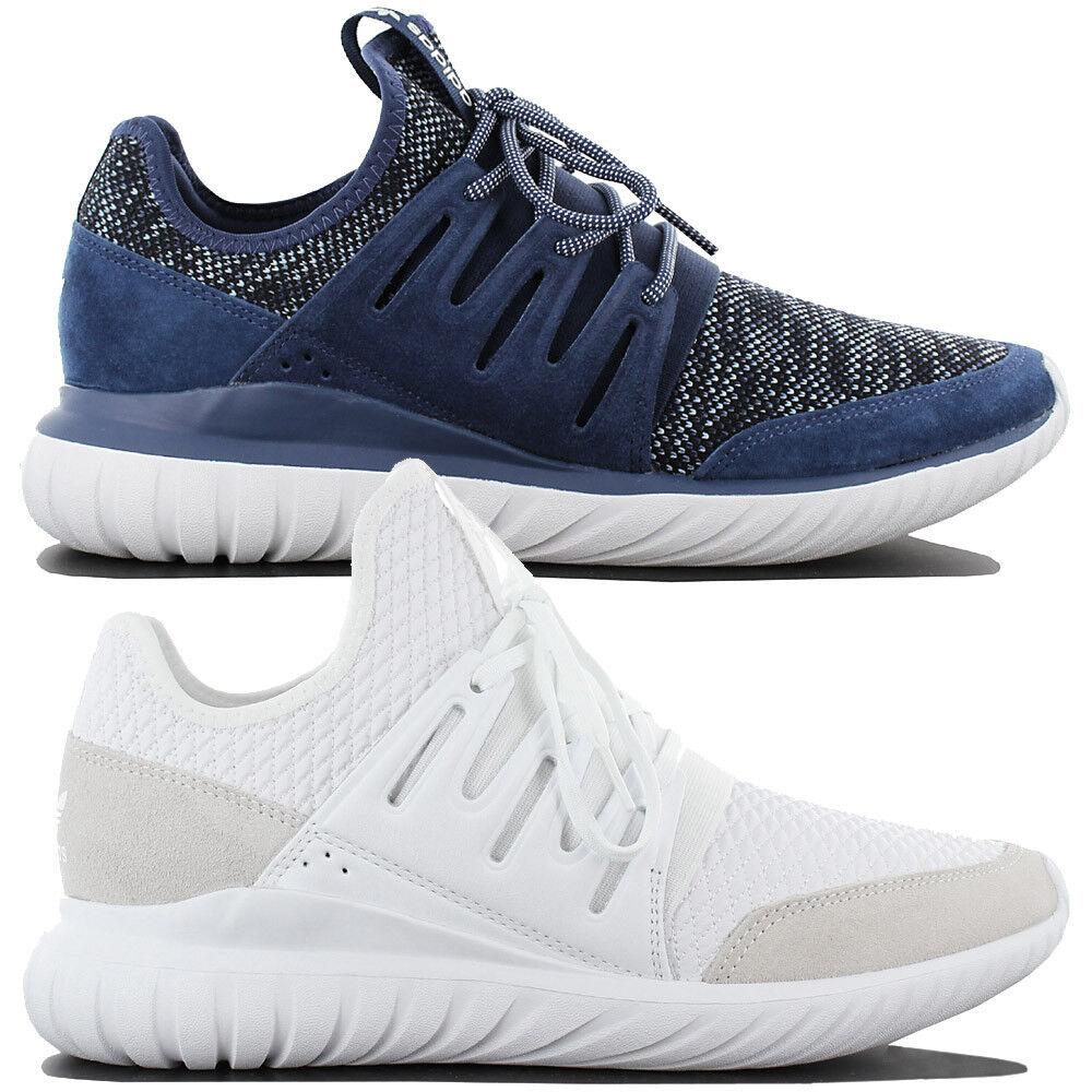 Adidas Originals Tubular Radial Turnschuhe Herren Schuhe Freizeit Turnschuhe NEU