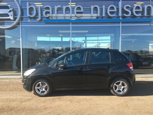 Citroën C3 1,4 e-HDi 70 Seduction E5G - billede 2