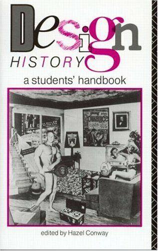 Design History: Students' Handbuch Taschenbuch Hasel