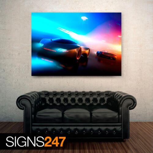 CONCEPT CAR 2020 Car Poster 0423 Picture Poster Print Art A0 A1 A2 A3 A4