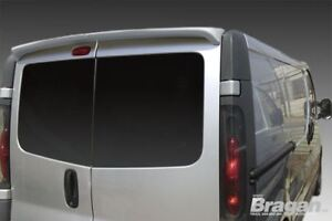 To-Fit-2002-2014-Nissan-Primastar-Rear-Roof-Spoiler-PU-Barn-Twin-Door-Van