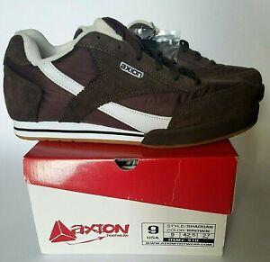Shadoan, Brown, Vintage Skate Shoes