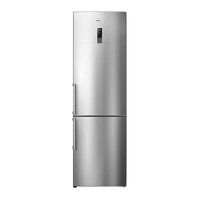 KENWOOD KFC60SS15 70/30 Fridge Freezer - Stainless Steel - Currys