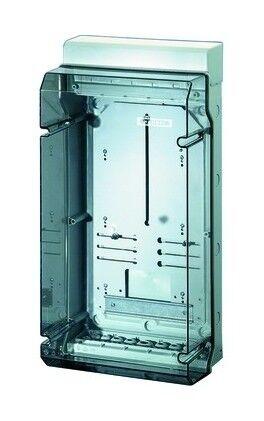 Hensel Zählergehäuse Aufbau IP65 Kunststoff 295x583x182mm ET162mm mit... KV9339