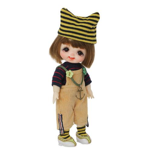 1//8 BJD Doll SD Doll Dollbom Qingge Free Face Make Up+Free Eyes